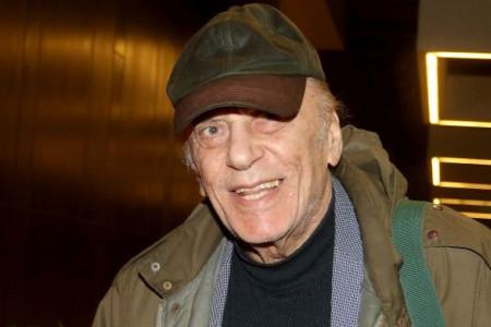 Predrag Živković Tozovac oženio se u 84. godini života