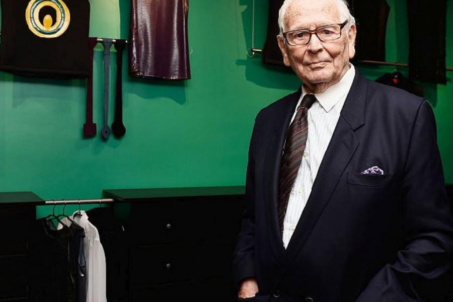 Vest pred kojom je modna scena zanemela: Preminuo modni vizionar, Pjer Karden
