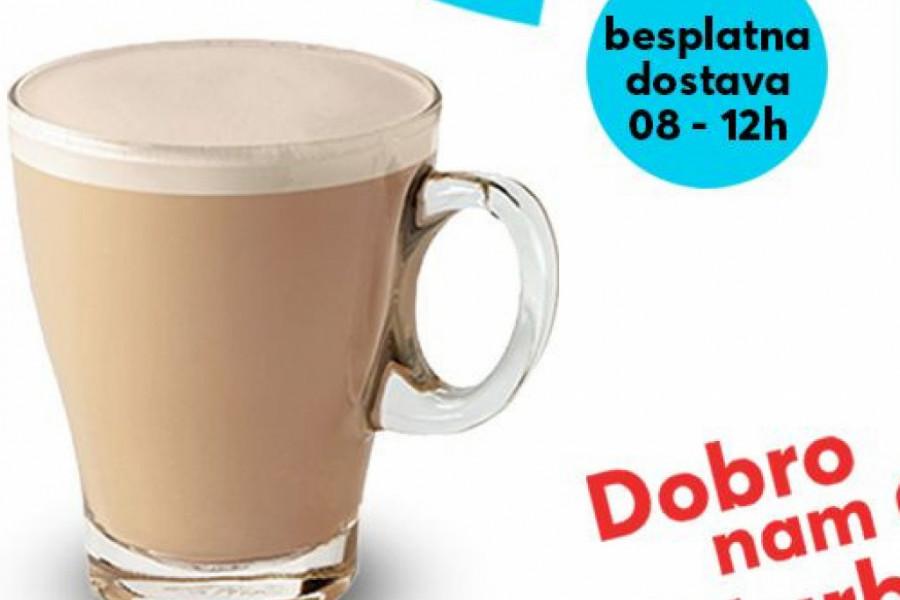 Starbucks na kućnoj adresi: Besplatna dostava do kraja meseca na Donesi
