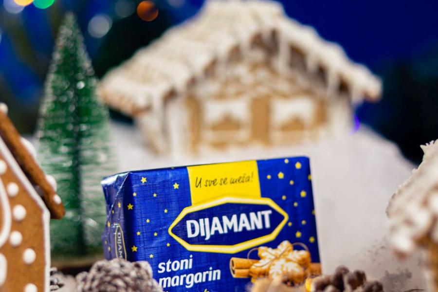 Dijamant margarin sa cimetom