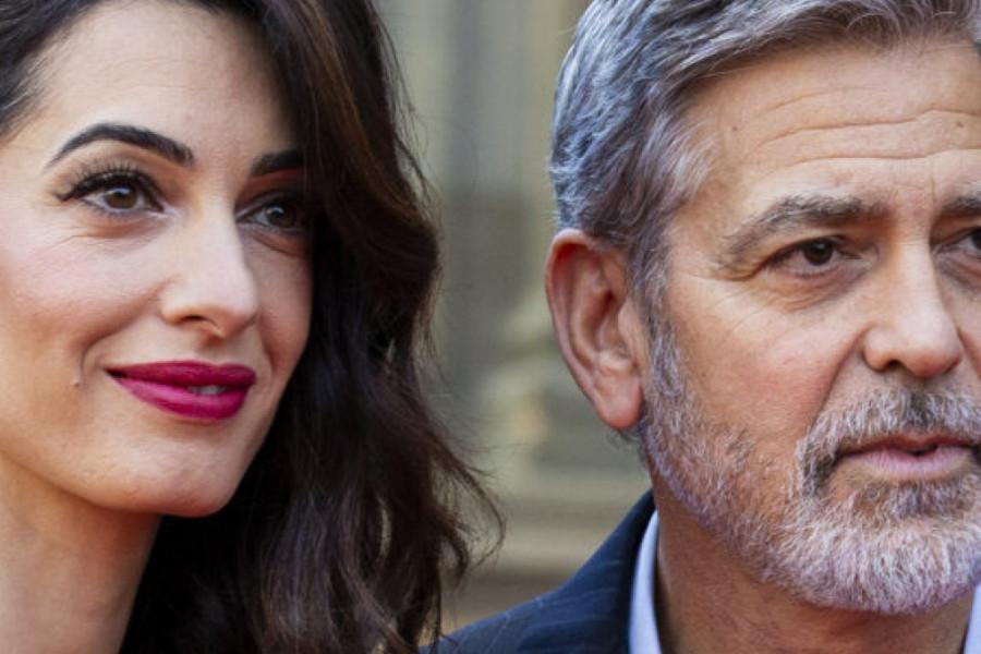 Ultimatum koji čuva brak: Šta je Amal strogo zabranila Džordžu?