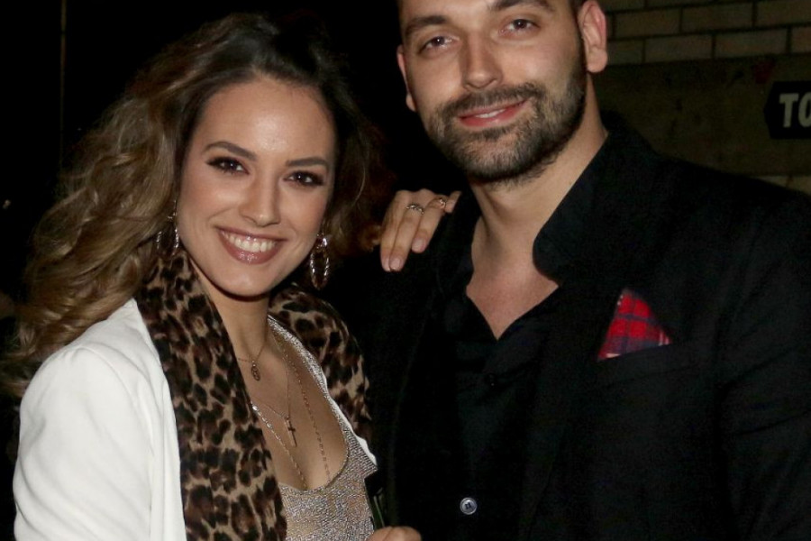 Trudna Marina Ćosić i njen suprug željno iščekuju januar: Ime za ćerku je spremno