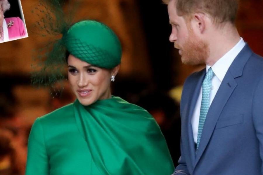 Ovo niko nije očekivao: Kraljica Elizabeta ostavila Harija i Megan bez krova nad glavom?
