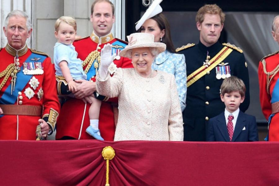 Uprkos koroni na britanskom dvoru danas je veselo, čestitke stižu sa svih strana