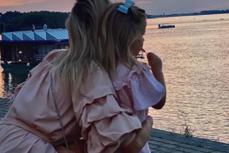 Snaga i želja za životom u jednom pogledu: Ćerka Sanje Papić proslavila 3. rođendan (foto)