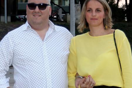 Dejan i Jelena Matić u centru terorističkog napada u Beču