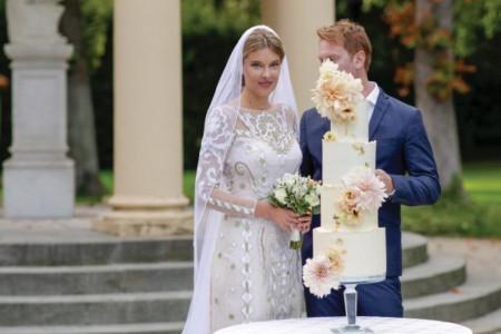 Sara Brajović: Romantično venčanje u Firenci (foto)