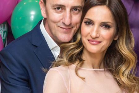 Sergej i Kristina Ćetković: Naša porodica je čvrsta kao stena, naša ljubav takođe