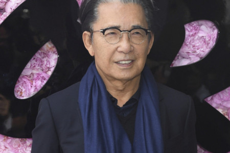 Svet mode tuguje: Kreator Kenzo Takada preminuo od korone
