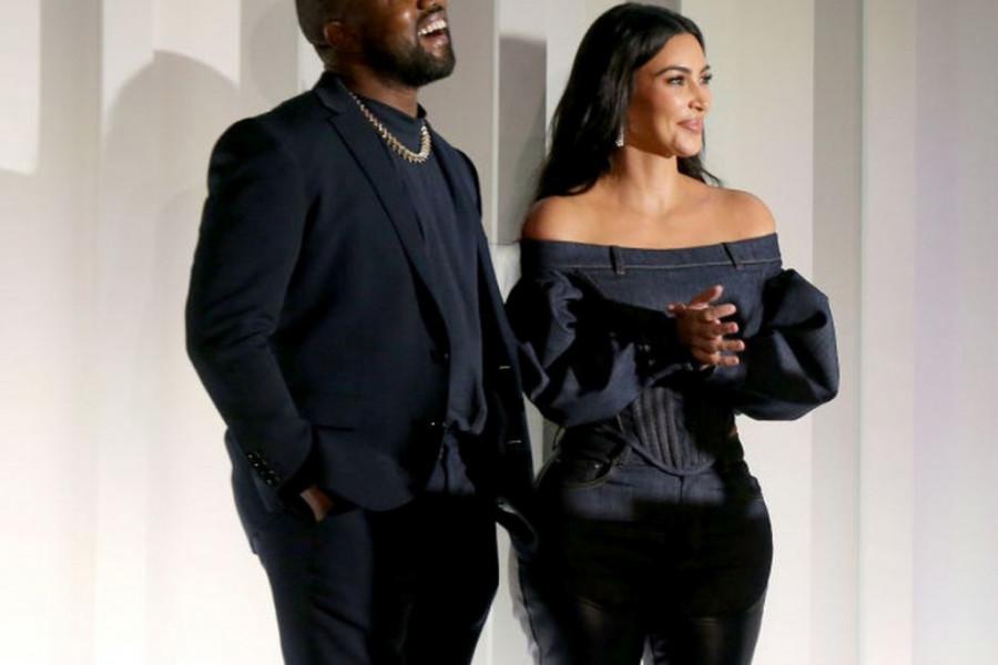 Ljubav je pobedila: Kim i Kanje traže način da prebrode krizu, o razvodu nema govora (foto)
