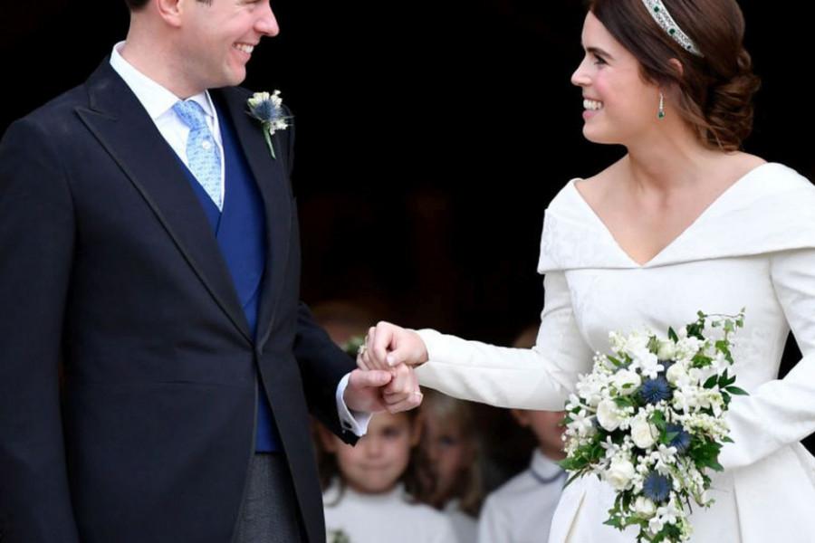 Lepe vesti na britanskom dvoru: Princeza Evgenija je trudna!