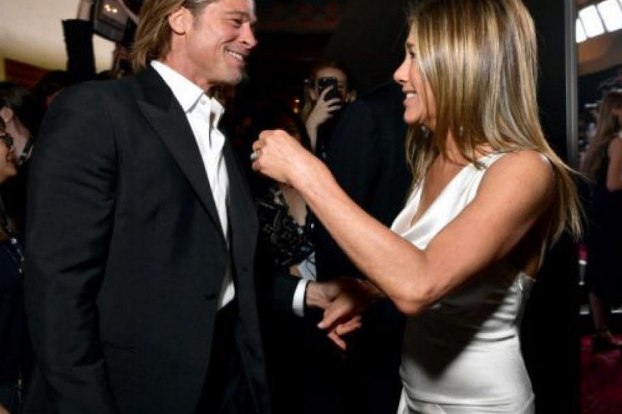 Dženifer Aniston javno flertovala sa Bredom - Holivudski zavodnik ostao zatečen