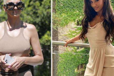 Zavodljiva crna haljina se neobičnim izrezom: Da li bolje pristaje Marini Gagić ili Jeleni Karleuši?