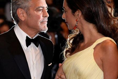 Džordž Kluni u bezizlaznoj situaciji - Amal mu zadala nizak udarac