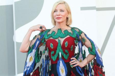 Završen Filmski festival u Veneciji: Modno priznanje za Kejt Blanšet (foto)