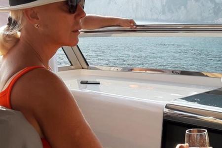 Brena sa luksuzne jahte poručuje: Ovo je jedno od najlepših putovanja u mom životu (foto)