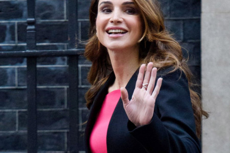 Kraljica Ranija od Jordana: Ostvarenje skromne rođendanske želje