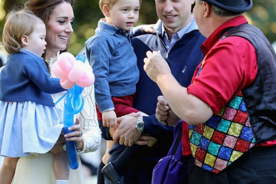 Od Džordža, Luisa i princeze Šarlot danas nema niko srećniji, Kejt i Vilijam najzad prelomili