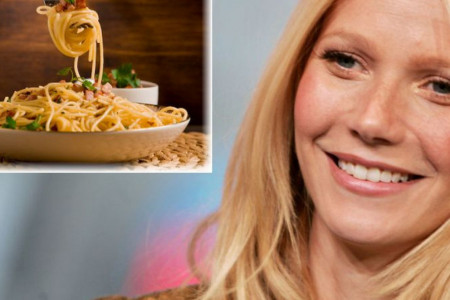 """Trik Gvinet Paltrou za najukusnije špagete """"Carbonara"""""""