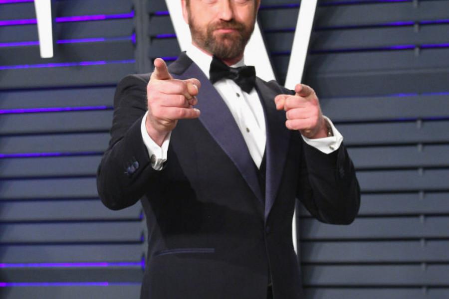 Holivudski zavodnik Džerard Batler ponovo je slobodan