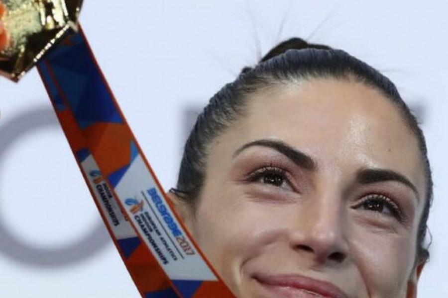 Sama svoj heroj: Ivana Španović se uspešno oporavila od povrede