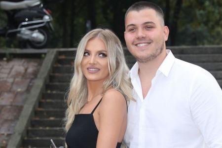 Viktor Živojinović otkrio kada će Sandra obući venčanicu