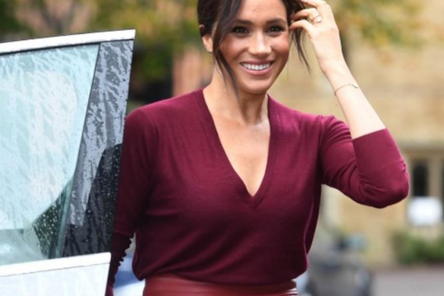Megan Markl dobila neočekivani rođendanski poklon od kraljevske porodice