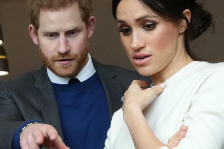 Megan šokirana onim što je videla, princ Hari izbezumljeno tvrdi: To dete nije moje!