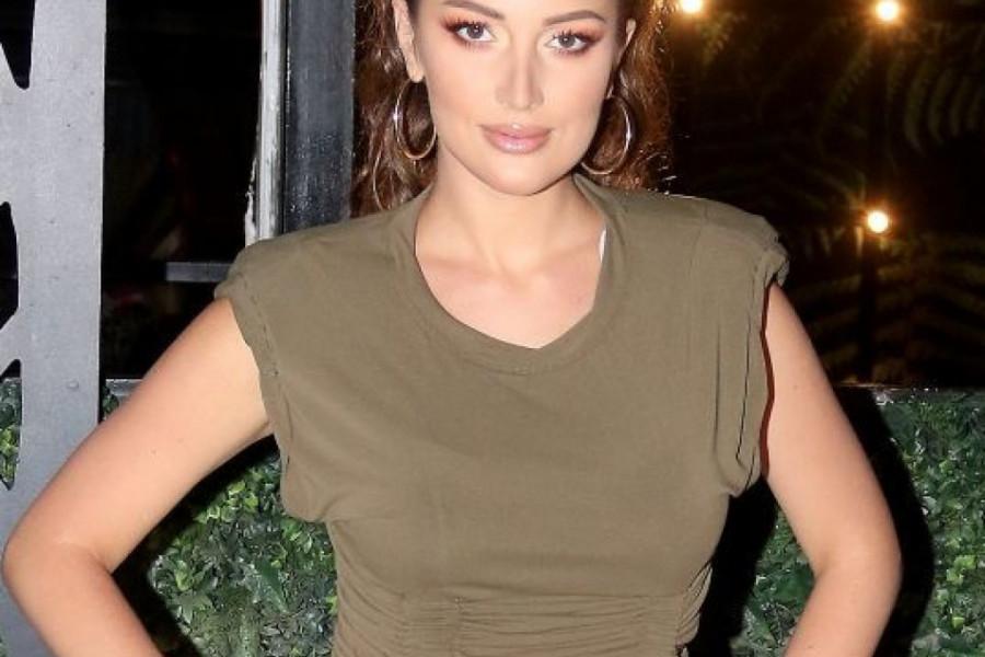 Aleksandra Prijović pokazala dugo skrivani deo tela (foto)