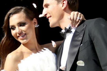 Anja i Igo Valente: Letovanje rezervisano za romantiku i ljubav (foto)