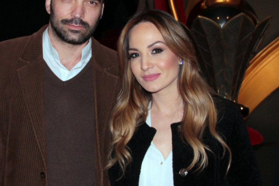 Jelena Tomašević i Ivan Bosiljčić: Virtuelno porodično letovanje u Grčkoj izgleda ovako (foto)