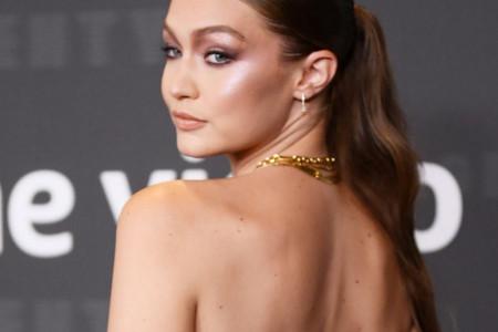 Nakon tri meseca skrivanja, Điđi Hadid pokazala trudnički stomak (video)