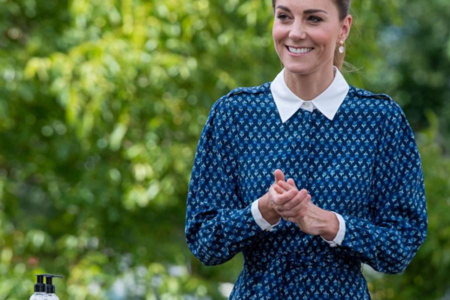 Haljina na tufne i nova frizura: Vojvoktinja Kejt Midlton lepša nego ikada