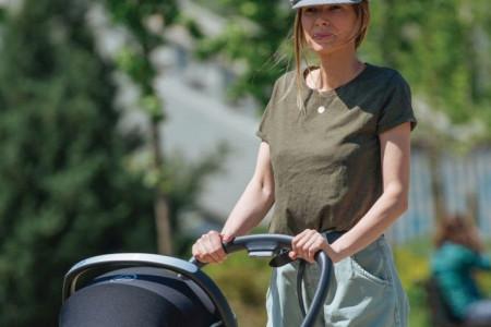 Sjajna frizura za trendi mame: Pogledajte kako sada izgleda Marina Tadić (foto)