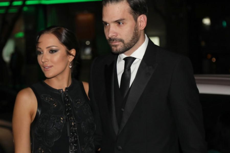 Filip Živojinović i Aleksandra Prijović: Bio je njen nakon prvog poljupca!