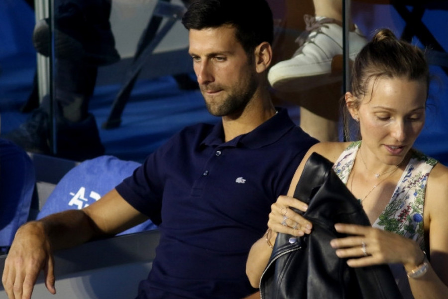 Novak i Jelena Đoković stigli u Beograd - pravo na testiranje na virus korona!