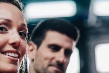Ovo se retko viđa: Vatreni ples Novaka i Jelene Đoković  (video)