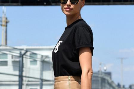 Koliko vredi stajling ove lepotice: Irina Šajk u modnoj kombinaciji sezone (foto)