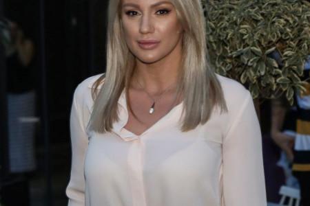 Kakva promena: Ana Kokić više ne izgleda ovako (foto)