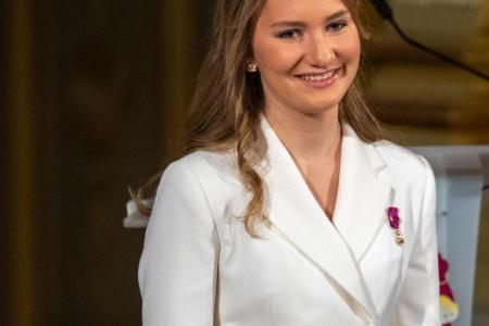 Naslednica belgijskog prestola: Princeza Elizabeta se prijavila u vojnu školu