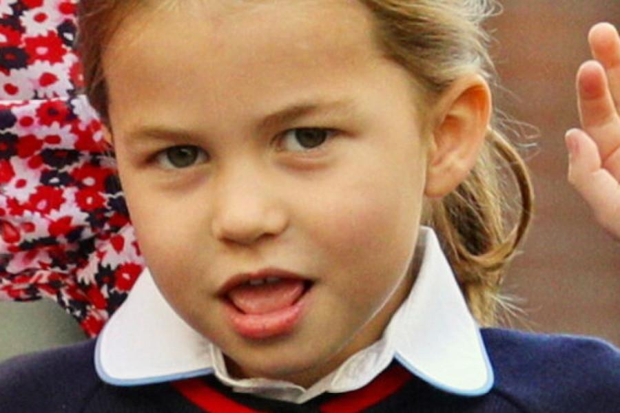 Princeza Šarlot proslavila peti rođendan na poseban način