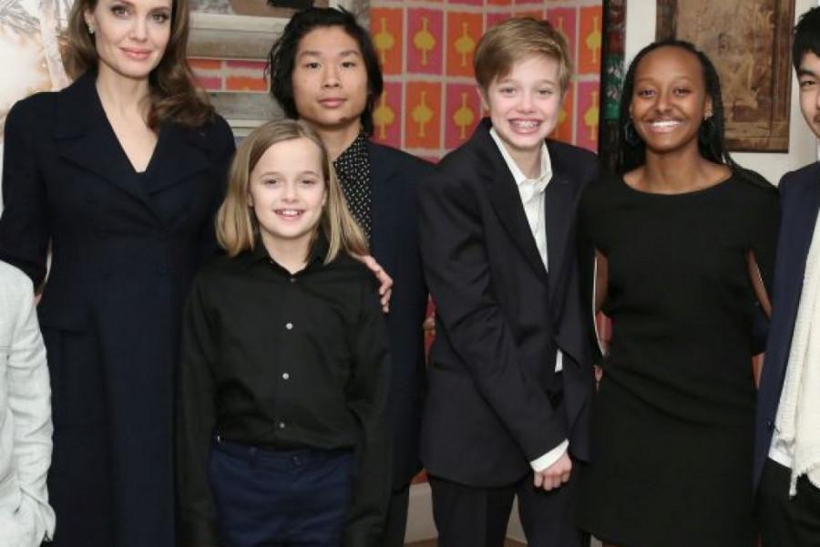 Anđelina Džoli: Deca od roditelja ne žele savršenstvo, već iskrenost