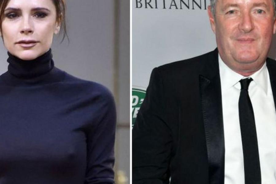 Voditelj Pirs Morgan se obrušio na Viktoriju Bekam: Muka mi je od ovoga