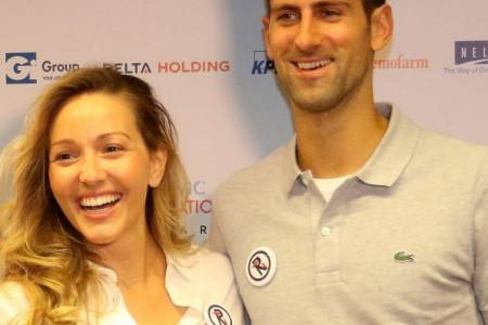 Jelena Đoković: Klince sam toliko dobro ošišala da će Novak radije postati pećinski čovek