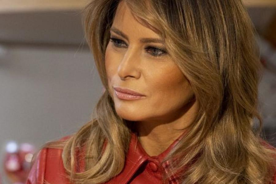 Prva dama poštuje tradiciju: Savršeno uskršnje izdanje Melanije Tramp