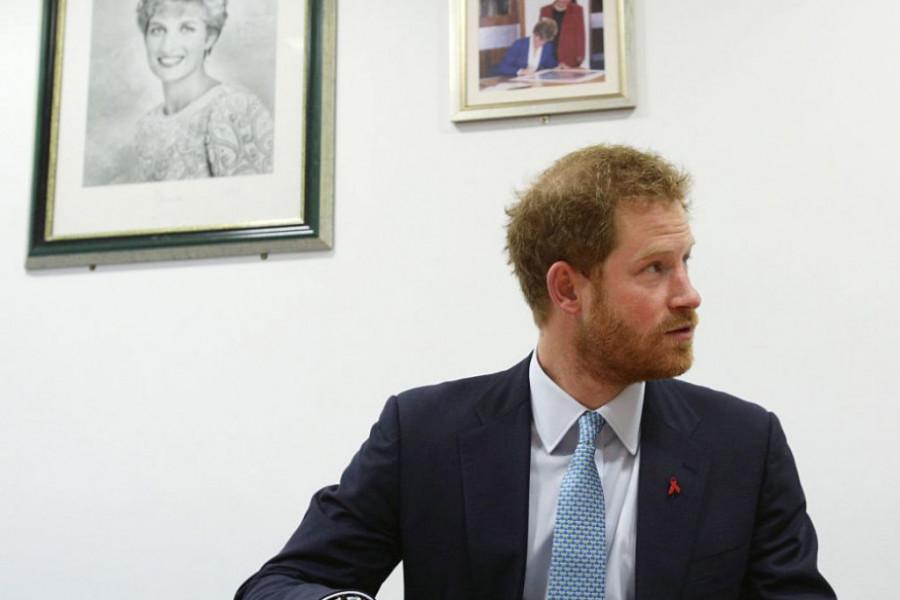 Novo ime: Otkriveno kako se sada potpisuje princ Hari