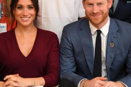 Simbolična odluka: Megan i Hari otkrili ime svoje humanitarne organizacije