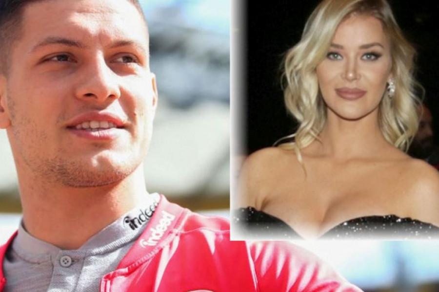 Luka Jović: Prelepo iznenađenje za trudnu Sofiju