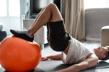 Vežbanje kod kuće - Ostanite uvek zdravi i fit!