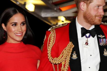 Zvanično napustili kraljevske dužnosti: Oproštajna poruka Megan i Harija